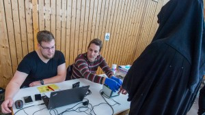 Millionster Flüchtling in Bayern registriert