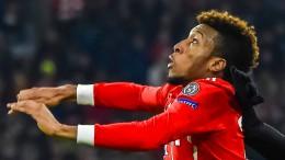 Neue Bayern-Sorgen um Robben und Coman
