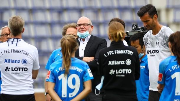 """""""Der FFC lebt in der Eintracht weiter"""""""