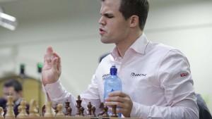 Carlsen schon wieder Weltmeister