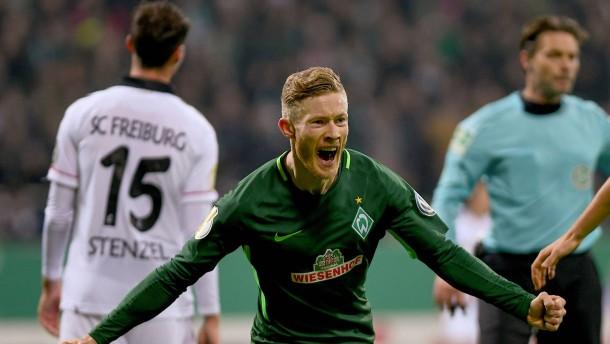 Der Pokal hat für Werder schönere Gesetze