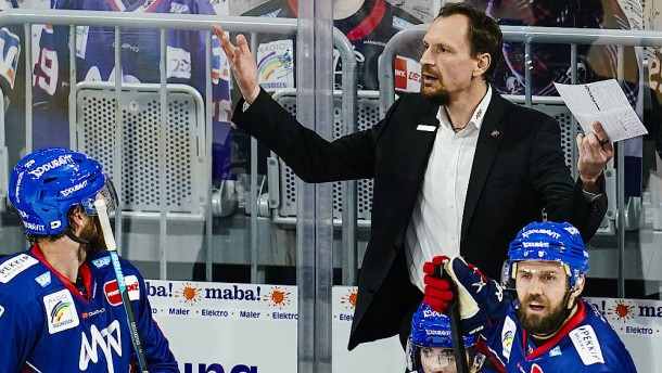 Adler Mannheim außer sich nach Play-off-Aus
