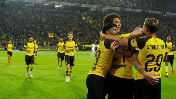 Dortmunder Wandel durch Wechsel