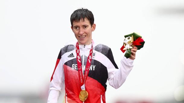 Dreiradfahrerin Majunke gewinnt zweite Goldmedaille