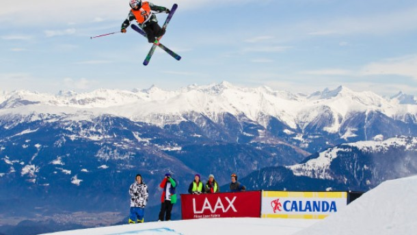 """""""Geradeaus Skifahren wurde mir zu langweilig"""""""