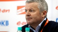 Telefonate mit Ferrari: Gottlieb Taschler kümmert sich um seinen Sohn.