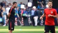 Atlético fühlt sich wie Prinz Titurel