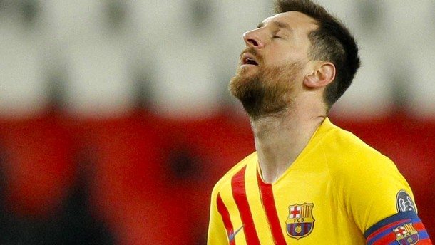 Barcelona und die Angst vor Messis Abschied