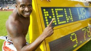 Tim Montgomery schnellster Mann der Welt