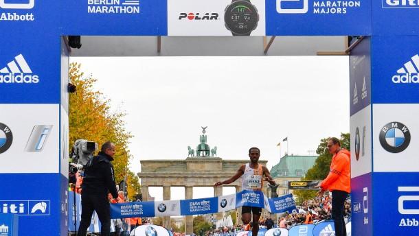 Berlin-Marathon abgesagt