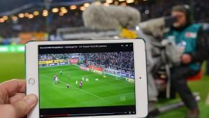 Streit um Bundesliga im TV ohne Einigung