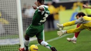 Starke Wolfsburger träumen weiter vom Uefa-Cup