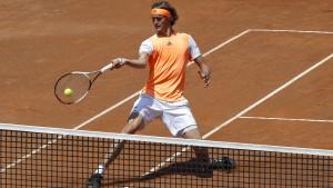 Zverev erreicht Halbfinale bei Masters-Turnier