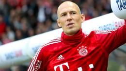 Ehemaliger Bayern-Profi will Arjen Robben verpflichten