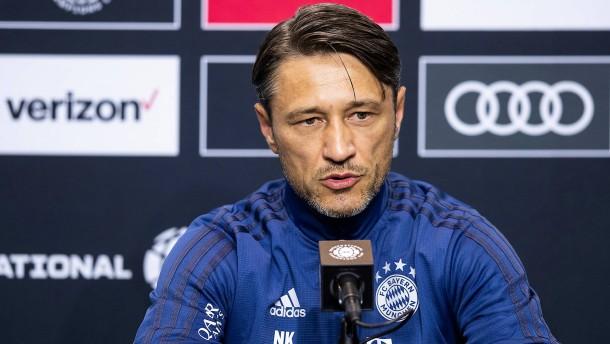 Kovac will Real-Star nicht beim FC Bayern