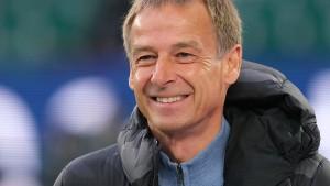 Hertha und Klinsmann im Angriffsmodus