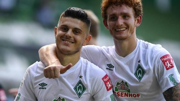 Werder gelingt das Wunder – Teil eins