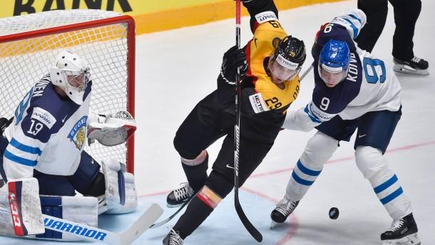 """""""Ich möchte der Nowitzki des deutschen Eishockeys sein"""""""
