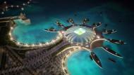 Die Fußball-WM 2022 soll in Qatar stattfinden – nur wann?
