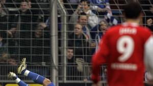 Eine Schwalbe verhilft Bochum zu drei Punkten