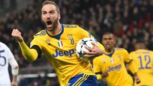Juventus beendet die Viertelfinal-Träume der Spurs