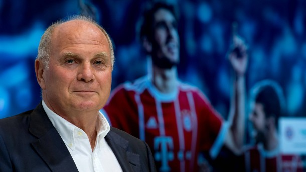 Die neuen Bayern begeistern Hoeneß