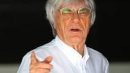 2015 gibt es kein Rennen von Bernie Ecclestones Formel 1 in Deutschland