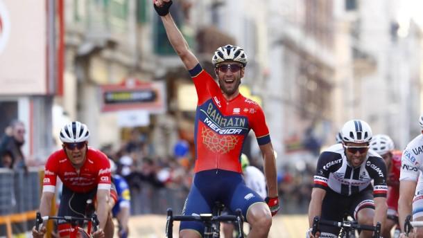 Italienischer Festtag bei Rad-Klassiker