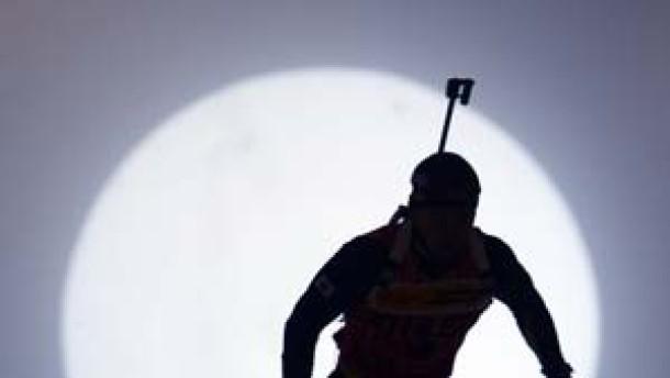 Deutsche Herrenstaffel gewinnt Biathlon-Weltcup