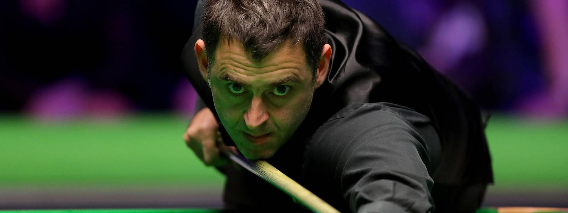 Die Rakete des Snooker