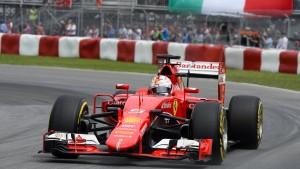 Die wilde Jagd des Sebastian Vettel