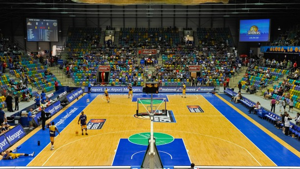 Frankfurt will das Basketball-Finale