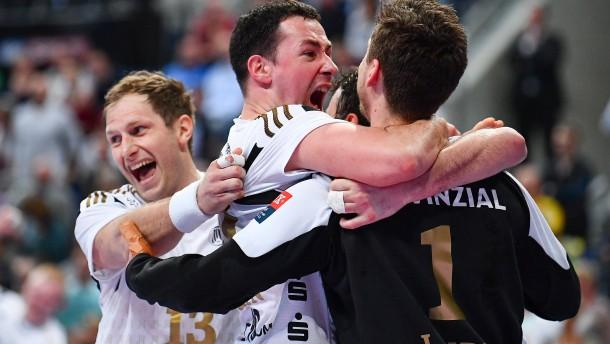 THW Kiel bezwingt die Löwen