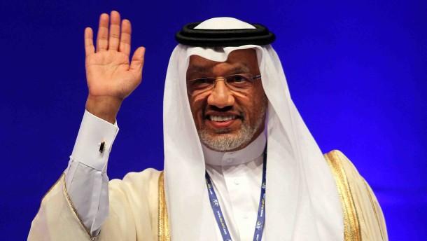 Freie Fahrt für Blatter - Bin Hammam gibt auf