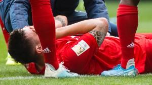 Nationalspieler Süle verletzt sich schwer