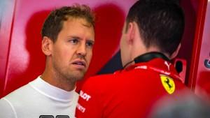 Fiasko für Vettel, Strafe für Hamilton