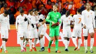 Holland in höchster Not