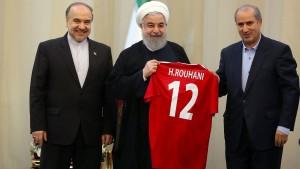 Unter Männern in Iran