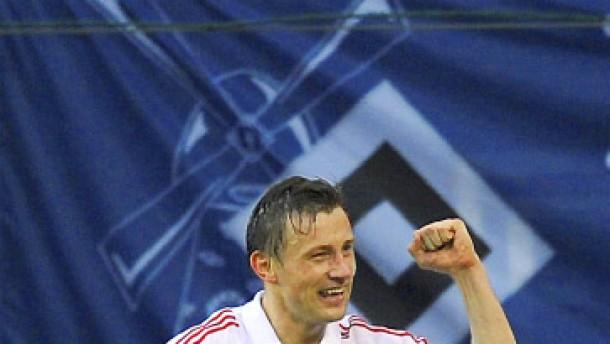 Hamburg folgt Hertha - Bremen blamiert Stuttgart