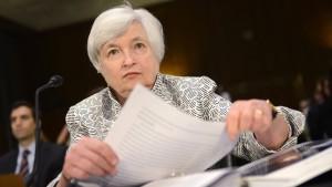 Die Zinswende braucht noch ein bisschen