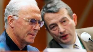 Beckenbauers Phantom-Fehler