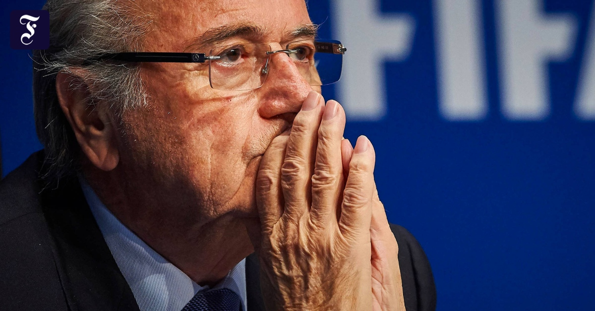 USA sorgten für Rücktritt von Fifa-Präsident Sepp Blatter