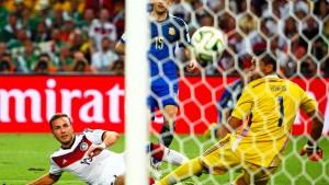 Die zehn besten Tore der WM 2014