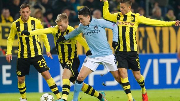 B-Elf reicht Borussia Dortmund