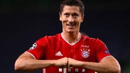 Lewandowski ist Europas Fußballer des Jahres