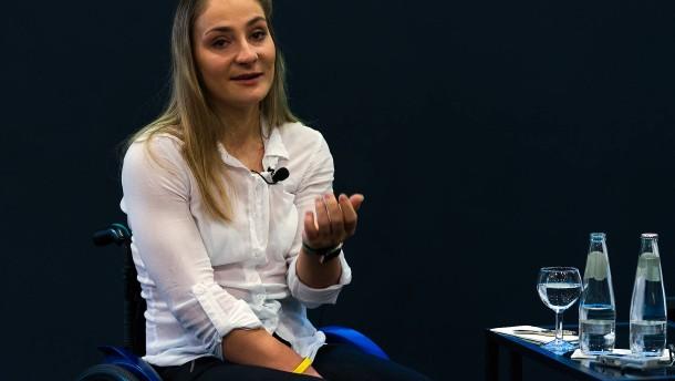 Kristina Vogel nominiert