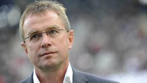 Sportdirektor Rangnick, Trainer Schmidt