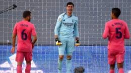 Blamage von Real Madrid gegen einen Aufsteiger
