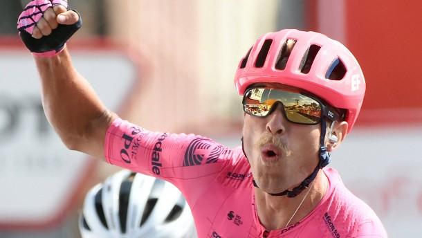 Nielsen gewinnt 19. Vuelta-Etappe