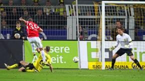 Fünftes Spiel für Mainz, fünftes Tor - doch zum Sieg reichte es nicht ganz